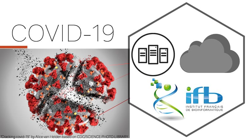 Bioinformatics against COVID-19